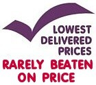 carpet underlay lowest delivered prices